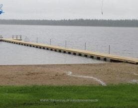 Schwimmponton ECO in Järvamaa